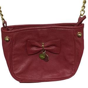 Vintage Lulu Guinness Take A Bow Crossbody Bag